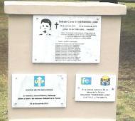 Bragado: Homenaje a soldado Hermindo Luna