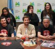"""""""Mercedes Rock 2019"""": Con la actuación de bandas locales y el cierre de Kapanga"""