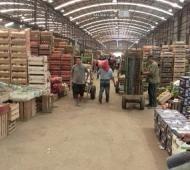 Mercado Abasto XXI (Imagen de archivo)