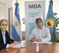 Ya son más de 60 los municipios del Programa Mercados Bonaerenses