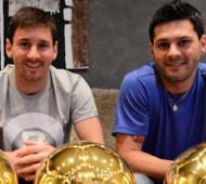 El hermano de Messi sigue detenido en Villa Gesell