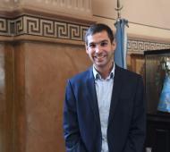 El joven legislador habló de todas las modificaciones efectuadas por Juntos por el Cambio