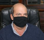 Ricardo Moccero contó la dificil situación financiera del municipio