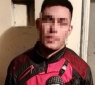 Se trata de un joven de 23 años acusado de participar en el homicidio de Leandro Alcaraz,. foto: Prensa