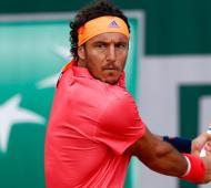 Mónaco se despidió del Grand Slam francés.