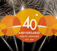 Monte Hermoso celebra sus 40 años con una cargada agenda hasta el 1° de abril