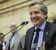 El presidente de la Cámara de Diputados Emilio Monzó no renovará su banca en 2019