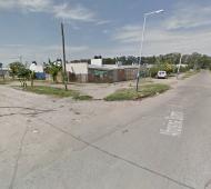 Esquina de La Plata y Storni, en Moreno. Imagen: Google Street View
