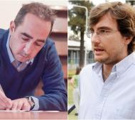 """Morón: Tagliaferro va por la reelección y Ghi lo enfrentará con el """"Frente de Todos"""""""
