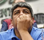 """Pedido de detención de Pablo Moyano: """"Sería un orgullo ir en cana con un gobierno gorila"""", dijo"""