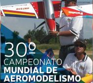 30° Campeonato mundial de aeromodelismo.