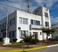 Dolor en la Municipalidad de General Belgrano.