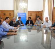 Foto: Prensa Ministerio de Interior y Obras Públicas