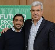 Domínguez-Mussi, posible fórmula electoral.