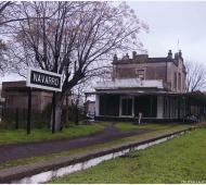 El tren llegará nuevamente a Navarro, anticipó el intendente Maggiotti