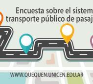 Encuesta de la Unicen para generar un modelo de transporte público en Quequén - Necochea