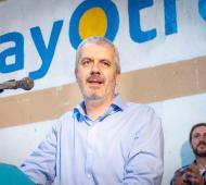 Nicolas García es dirigente gremial y perdió la interna del Frente de Todos con Ricado Curetti