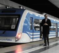 El tren Sarmiento renovará todas sus unidades. Foto: Eldiariodemoron.com.ar