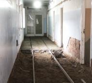 Lobería: Avanzan las obras en el Hospital Gaspar Campos