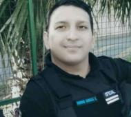 Damián Moyano fue asesinado en Virrey del Pino.