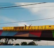 Maradona: Oficializaron el pedido para imponer su nombre a un puente en Olavarría