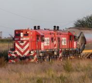 Productores agrarios responsabilizaron a Ferroexpreso por los incendios en los campos. Foto: Ferroexpreso Pampeano