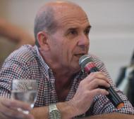 Pablo Zurro apuntó contra los organizadores de fiestas - Foto: Radio Grafica