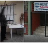 """Alumno de 16 años """"prometió"""" una masacre en La Tablada."""