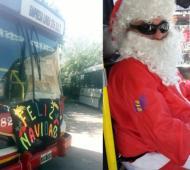 Papá Noel con mucha actividad este 24 de diciembre