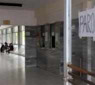 Los hospitales municipales están de paro en la Provincia.