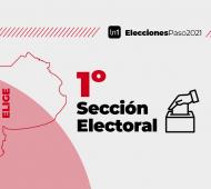 24 municipios son los que componen la primera sección electoral.