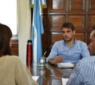 El intendente fue criticado por el aumento de tasas municipales.