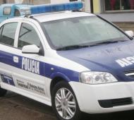 La Policía detuvo a uno de los delincuentes implicados.