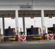 San Andrés de Giles: Vecinos siguen con el reclamo por una tarifa diferenciada para el peaje