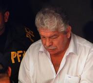 Pedraza está recluido en la prisión de Ezeiza.