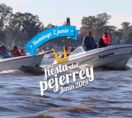 Fiesta del Pejerrey 2019 en Junín este 2 de junio