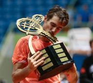 El bahiense Guido Pella ganó el primer título ATP en su carrera
