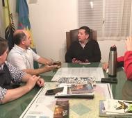 Pellegrini: Otorgan bono de $6 mil para los municipales, anunció el intendente Pacheco