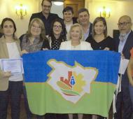 Pergamino aprobó su bandera e himno oficial