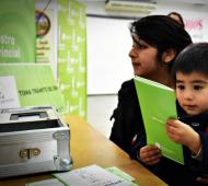 Provincia ya entregó 16 mil DNI a chicos indocumentados
