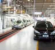Peugeot suspende a unos 2000 trabajadores. Foto: Prensa