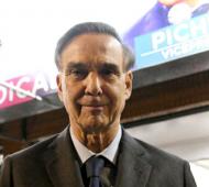 """Pichetto presentó el pedido formal ante la Cámara electoral para un """"debate de vices"""""""