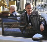 """Pichetto con Vidal y Salvai: """"Muchos compañeros se van a sumar"""", dijo el senador"""