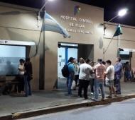 Al menos 2 de las últimas 3 muertes se registraron en el Hospital Sanguinetti. Foto: Pilar de Todos