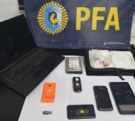 Pinamar: Un detenido por distribución de pornografía infantil