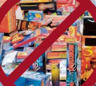 Proponen prohibir por ley la pirotecnia sonora en la Provincia