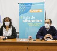 Bolívar: Pisano paga bono de $4 mil a y aumenta un 10% a municipales