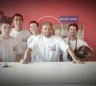 Adrián Albanese, de 40 años, asesinado en su pizzería en Banfield.