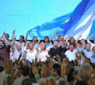 El PJ bonaerense se reunió en un congreso en La Matanza para comenzar a tejer alianzas