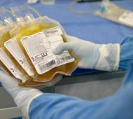 Se dona a través de la extracción de sangre